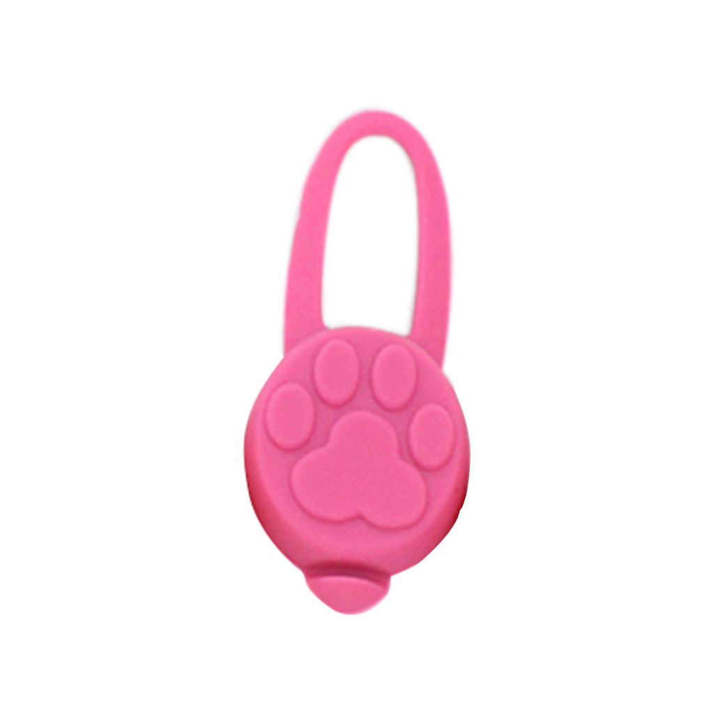 Silicone Rubber LED Pet Collar