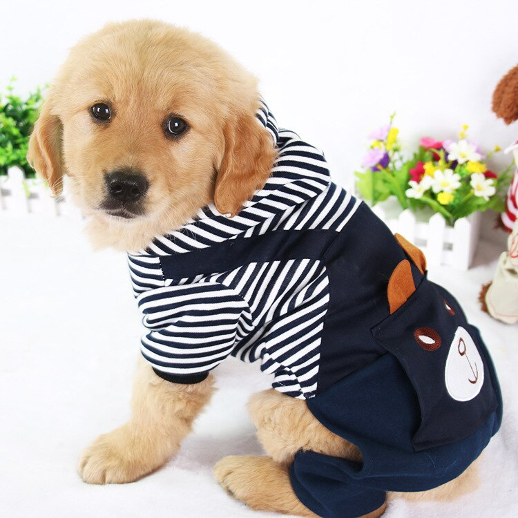 Striped Dog Clothes