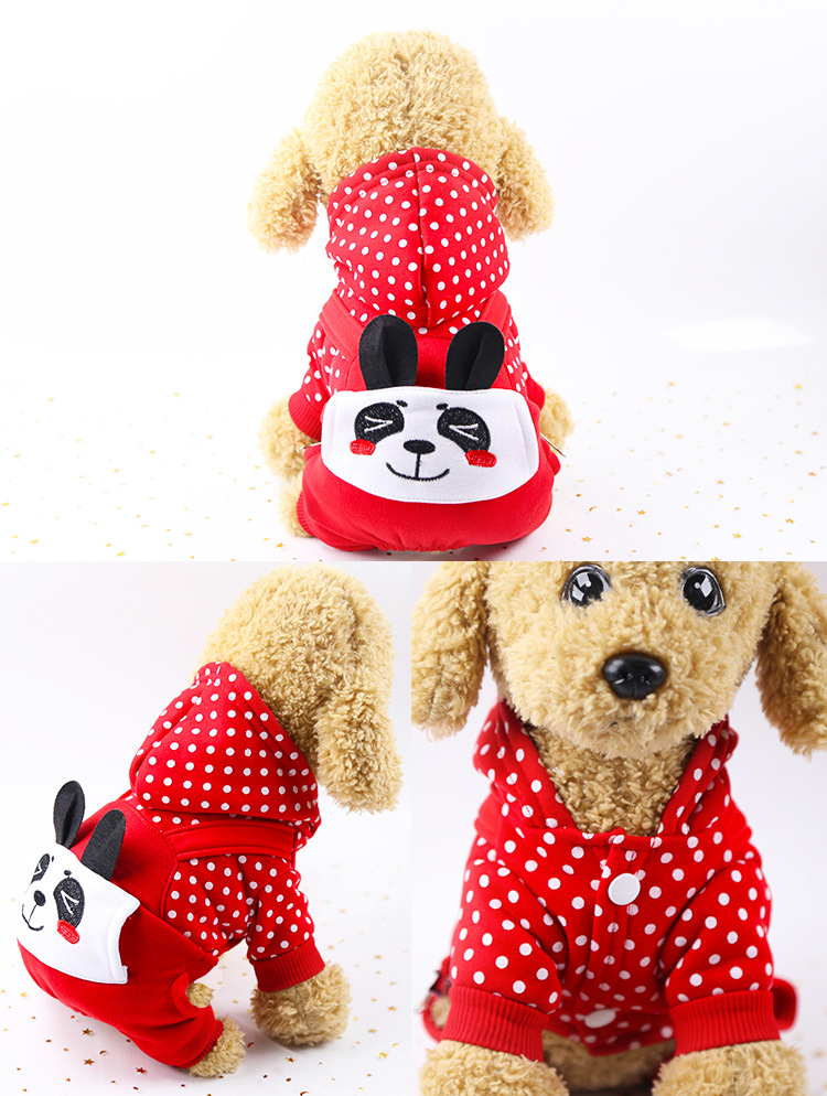Dog Clothes With Hood