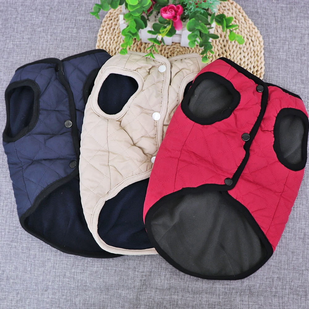 Winter Jacket For Dogs and Cats