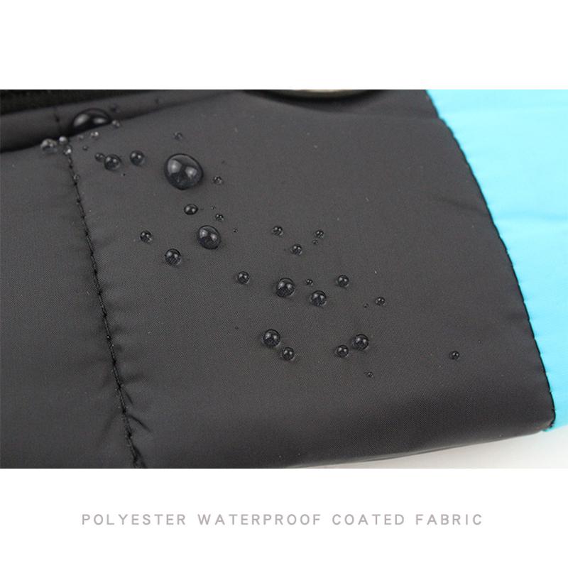 Warm Waterproof Padded Jacket