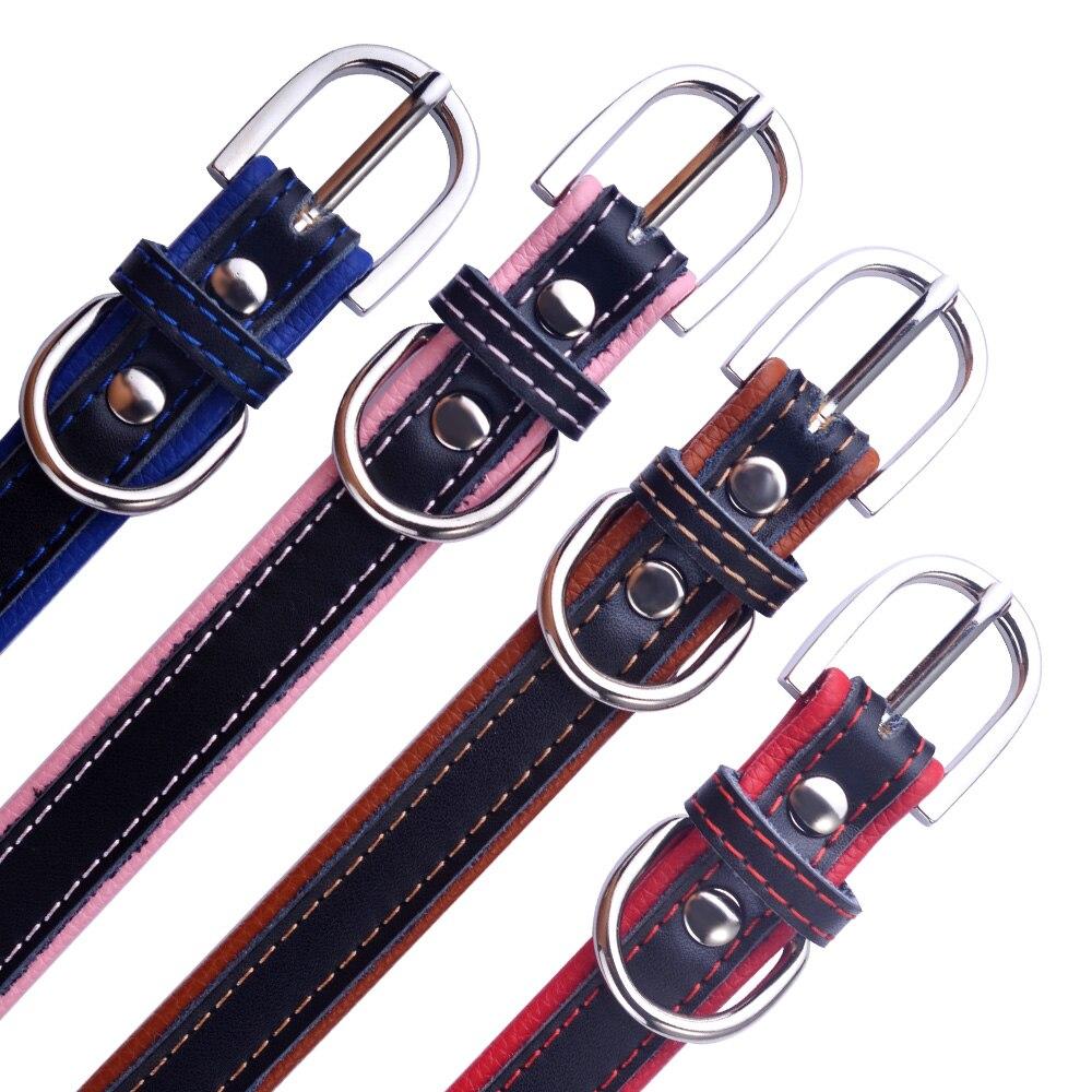Adjustable Personalised Dog Collar