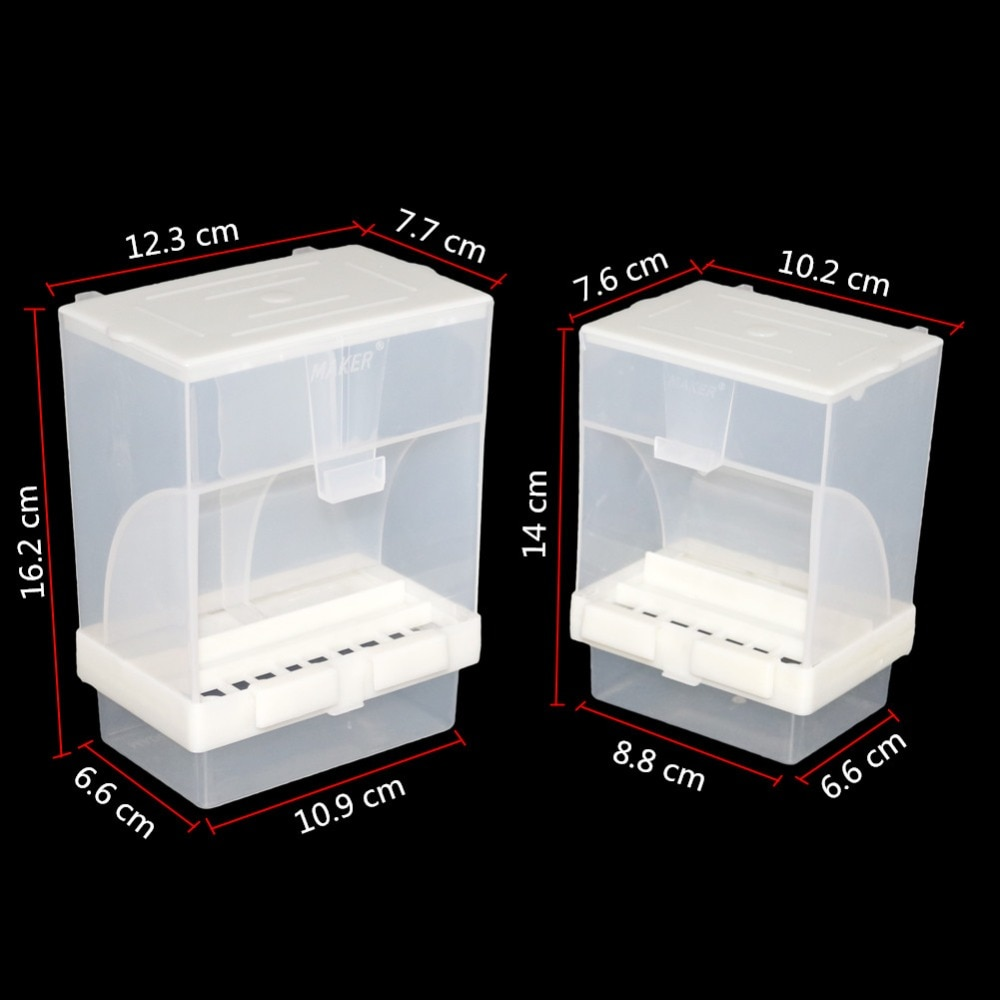 Removable Feeder Pet Bird Container